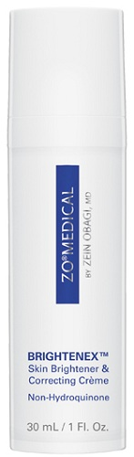 «ЗО Медикал Брайтенекс»/ZO Medical Brightenex Skin Brightener & Correcting Crème 0,25%.