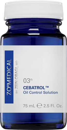 «ЗО Медикал Сибатрол »/ZO Medical Cebatrol Oil Control Pads.