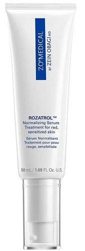 'ЗО Медикал Розатрол'  (ZO Medical Rozatrol Normalizing Serum Treatment for red, sensitized skin).