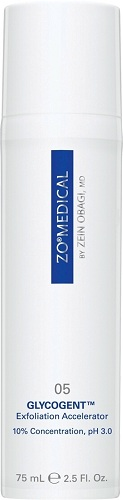 «ЗО Медикал Гликоджент»/ZO Medical Glycogent Exfoliation Accelerator.
