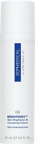 «ЗО Медикал Брайтенекс»/ZO Medical Brightenex Skin Brightener & Correcting Crème 1%.
